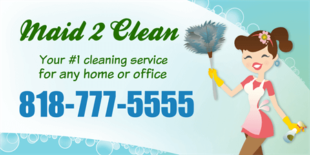 Maid and Cleaning Service Check: 788-1