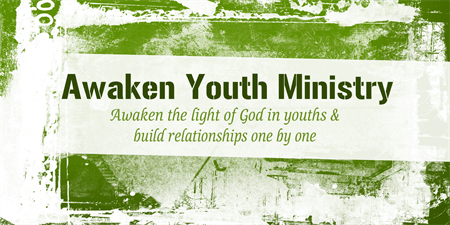 Youth Ministry Mission Flyer: 1033-1