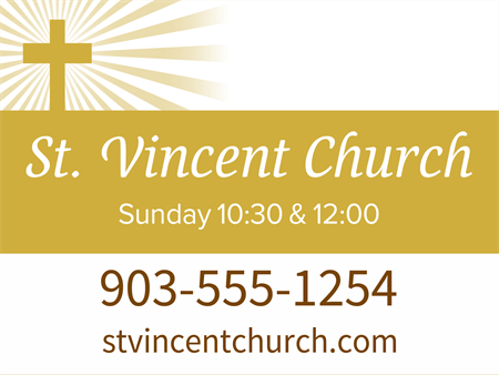 Church Service Flyer: 1203-1