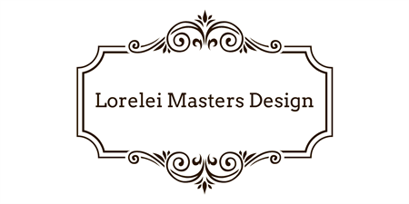 Elegant Logo Design Die-Cut Decal: 1260-1