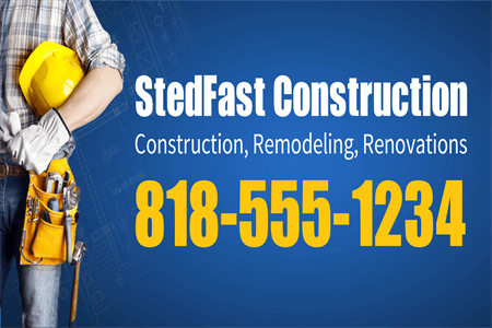 Building Construction and Renovations Lettering: 793-5