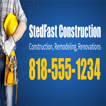 Building Construction and Renovations Backdrop: 793-7