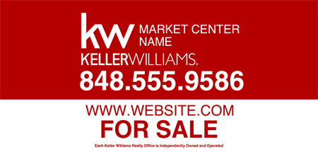 Keller Williams Realtor Open House Check: 728-2
