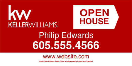 Keller Williams Open House Check: 727-2