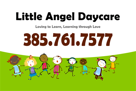 Colorful Kids Daycare Decal: 877-6