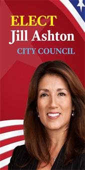 City Council A Frame Sign: 1136-6