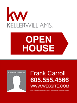 Keller Williams Realty Directional Flyer: 3214-16