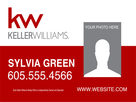 Keller Williams For Sale Car Magnet: 730-1