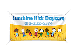 Day Care Banners