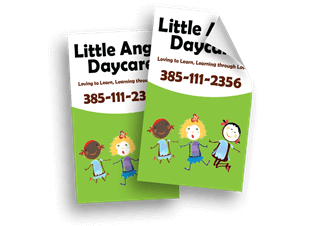 Day Care Decals