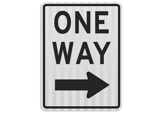 Traffic Directional Signs