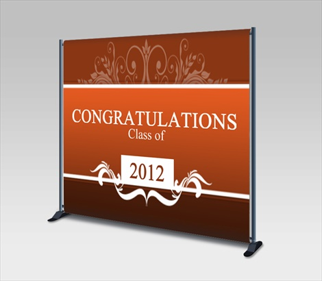 Graduation Backdrops Graduation Yard Banners 2015 Signazon