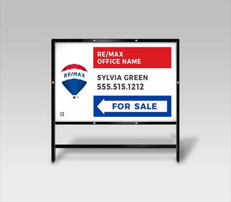 RE/MAX Signs